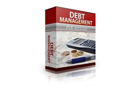 Debt Management Articles PLR