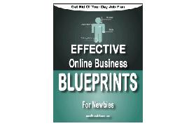 Effective Online Business Blueprints