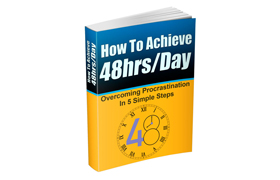 How To Achieve 48hr Day
