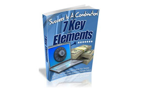 Success Is A Combination 7 Key Elements