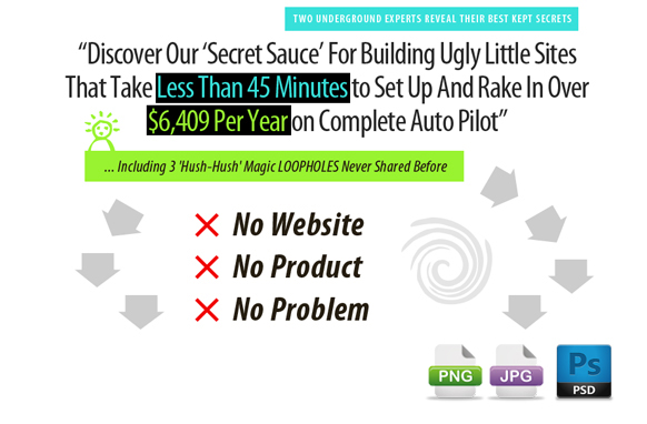 Awesome Marketing PSD Sales Headline Edition 11