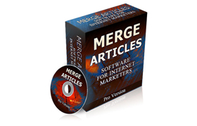 Merge Articles Software