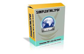 Simple HTML 2 PDF