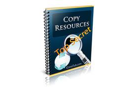 TOP Secret Copy Resources