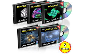 5 Relaxtion Audio Sounds Collection