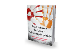 Read Between The Lines Palmistry Simplified