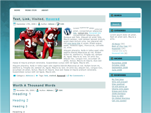 Gridiron WP Theme Edition 2