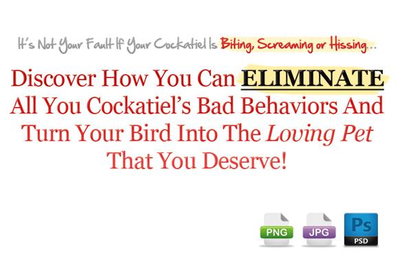Awesome Marketing PSD Sales Headline Edition 68