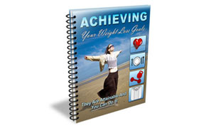 Achieving YOUR Weight Loss Goals