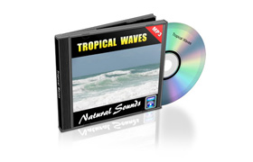 Relaxation Audio Sounds Tropical Waves