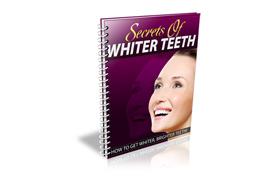 Secrets Of Whiter Teeth