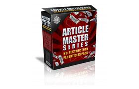 Article Master Series V21