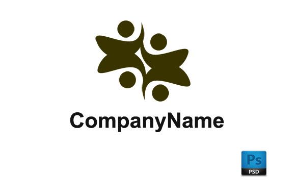 Blogging Logo PSD Project Edition 3
