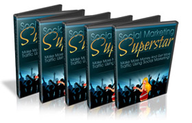 Social Marketing Superstar Video Collection