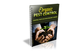 Organic Pest Control Squeeze Page Kit