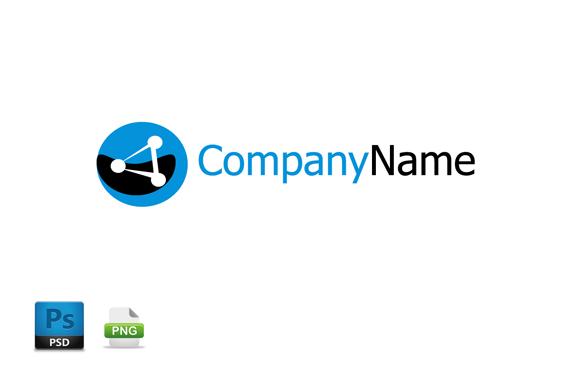 Corporate PSD Logo Design Edition 9