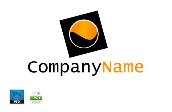 Corporate PSD Logo Design Edition 11