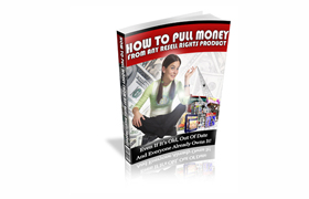 How To Make Money From Any Resell Rights Product