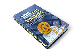 100 List Building Methods
