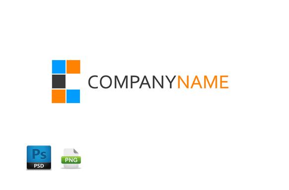 Corporate PSD Logo Design Edition 13