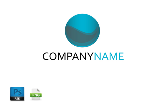 Corporate PSD Logo Design Edition 14