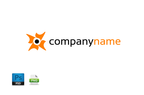 Corporate PSD Logo Design Edition 16