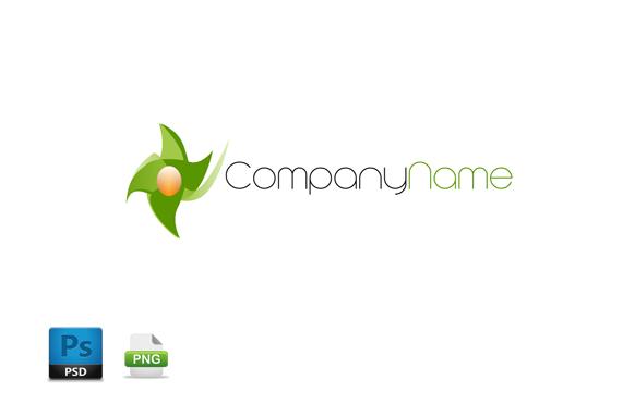 Corporate PSD Logo Design Edition 17