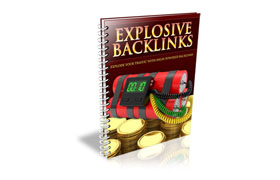 Explosive Backlinks