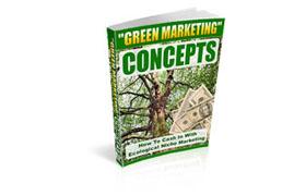 Green Marketing Concepts