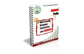 How To Easily Dominate Ezine Articles With Squidoo