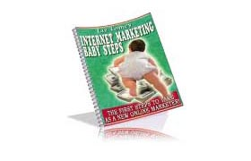 Internet Marketing Baby Steps