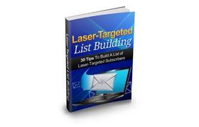 Laser-Targeted List Building