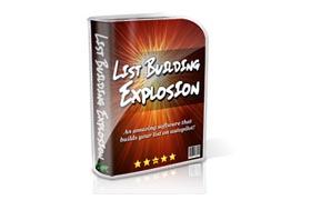 List Building Explosion