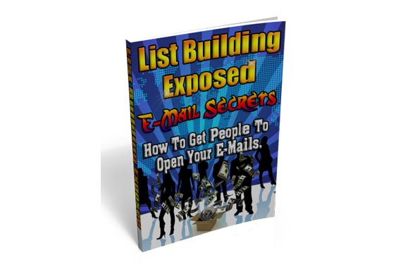 List Building Exposed Email Secrets