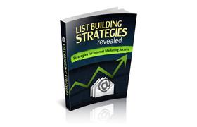 List Building Strategies