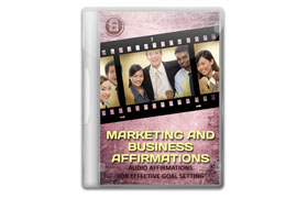 Marketing Business Affirmations Audio