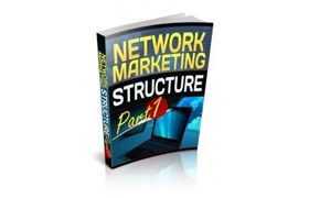 Network Marketing Structure 1 and 2