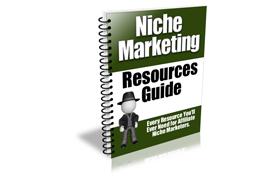 Niche Marketing Resources Guide