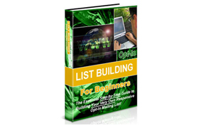 Opt-in List Building for Beginners
