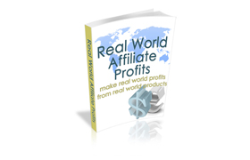 Real World Affiliate Profits