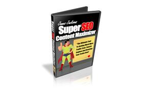 Super SEO Content Maximizer