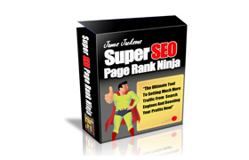 Super SEO Page Rank Ninja