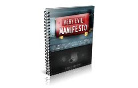 Very Evil Manifesto