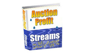Auction Profits Streams