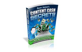 Content Cash Secrets
