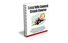 Easy Info Launch Cash Course