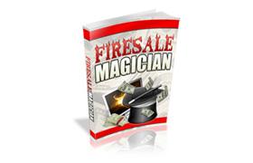 Firesale Magician