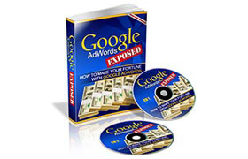 Google Adwords Exposed Audio and Guide