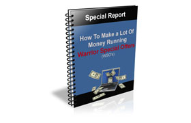 How To Make A Lot Of Money Running Warriors Special Offers