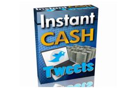 Instant Cash Tweets